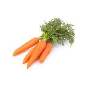 zanahoria en rama