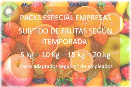 packs frutas para empresas coruña